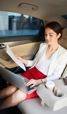 Service taxi Beauvais pour professionnel