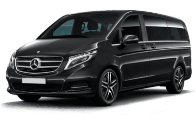 Taxi minibus Beauvais